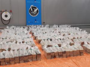 Douane onderschept 1760 kilo cocaïne
