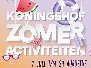 Zomeractiviteiten en Parklif/ve festival in Theater Koningshof