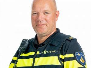 Bert Notenboom terug als wijkagent