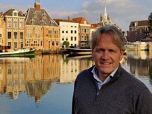 Dick Snoeck lijsttrekker VVD Maassluis