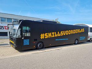 Skills voor de klas Escaperoombus daagt scholieren uit