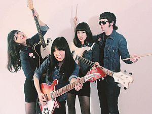 Baby Shakes (USA) met old skool punkrock naar de KF