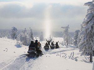 Winterwonderland in Lapland!