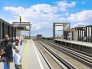 VVD: Financiële gevolgen door brugproblemen Hoekse Lijn?