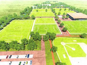 Geen 'multifunctioneel sportcomplex' in Maassluis West