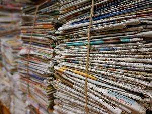 Oud papier en karton wordt weer opgehaald