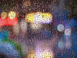 Code geel vanwege regen- en onweersbuien