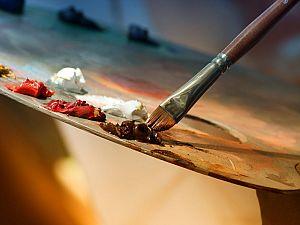 Alzheimer Café: Kunst- en schildertherapie