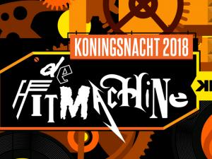 De Hitmachine: Koningsnacht in De Kroepoekfabriek