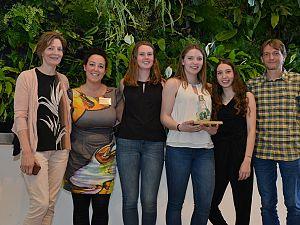 Groen van Prinsterer wint Lenthon-prijs