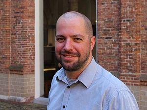 Schiedam heeft een nieuwe wethouder: Duncan Ruseler