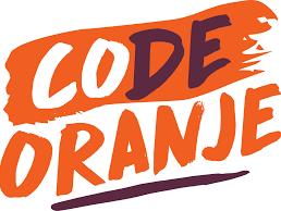 SLV Schiedam stelt zich opnieuw op achter Code Oranje