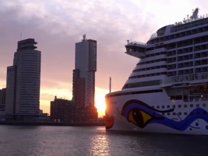 Aida Perla opent cruiseseizoen