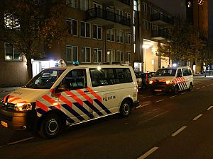 Steekincident in Ridderkerksestraat