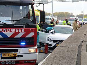 Gewond bij eenzijdig ongeval