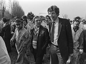 Overleden Wim Kok liet ook in Schiedam sporen na