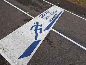 Lekker Bezig: sprintje trekken in Beatrixpark