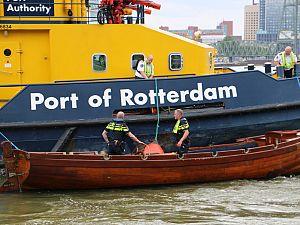Scheepvaart stilgelegd na ongeluk op water