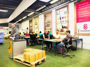 In regio liggen mogelijkheden voor banen mensen met arbeidsbeperking