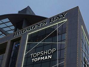 V&D herhaalt zich - Hudson's Bay Rotterdam is dicht