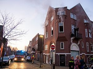 Brand in west ontstaat in meterkast