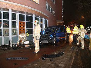 Tweede gewonde bij tweede ongeluk