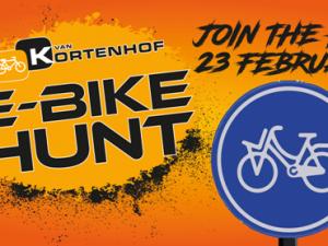 Van Kortenhof E-bike Hunt: hint nummer twee