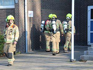 Gaslucht in school Van der Leeuwlaan