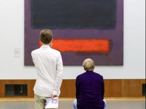Rothko & ik