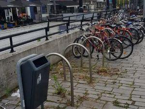 Groot aantal 'weesfietsen' uit binnenstad verwijderd
