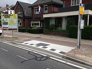 Meer bushaltes toegankelijk maken voor passagiers met een beperking