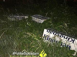 'Doe-'t-zelvers' rekenen buiten de politie