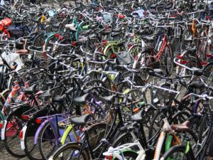 Subsidie op fietsers