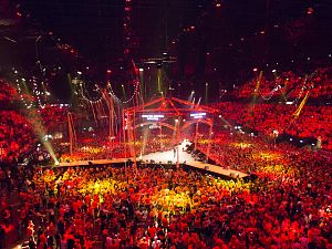 Songfestival: 'Niet alleen een Rotterdams feestje'