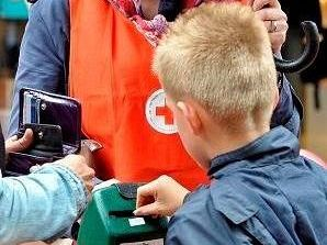 Rode Kruis haalde ruim drieduizend euro op