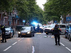 Gewonde na schieten in Rotterdam-West