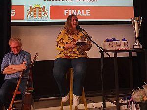 Inspirerend Groot Gouds Stadsdichtersgala voor Yvette