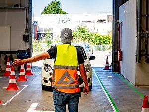 Hitte zorgt voor toeloop Schiedamse teststraat