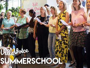 Summerschool van Villa Voice