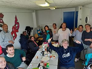 Schiedammers beginnen alternatieve voedselbank