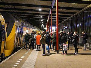 Onenigheid zet treinverkeer stil