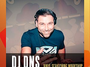 Eerste workshop Spindoctors door dj DNS