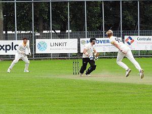 Excelsior'20 start cricketcompetitie zondag op Thurlede