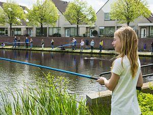 Gratis vergunning voor jeugdige vissers