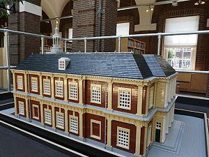 Bouw je eigen droomhuis in Lego of Duplo