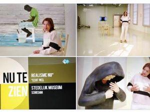 AVROTROS besteedt aandacht aan Stedelijk Museum in 'Nu te zien!'