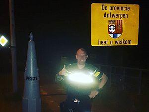 Politie even de weg kwijt bij ophalen vermisten in België