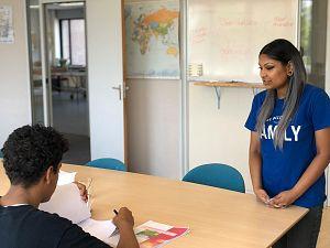 YETS Foundation: jongeren te begeleiden in Coronatijd