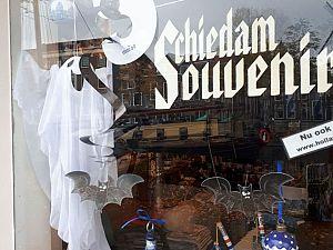 Griezelspeurtocht door Schiedam-Centrum