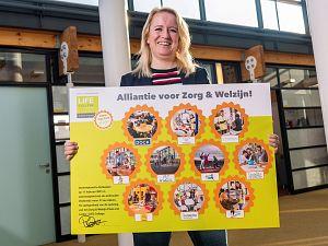 Lentiz | LIFE College opent Zorg & Welzijn Plaza
